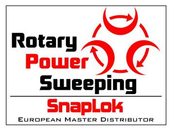 Rotary Power Sweeping Snaplok Rotary Power Chimney Flue